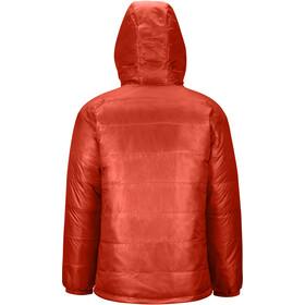 Marmot West Rib Parka Aislante Hombre, victory red